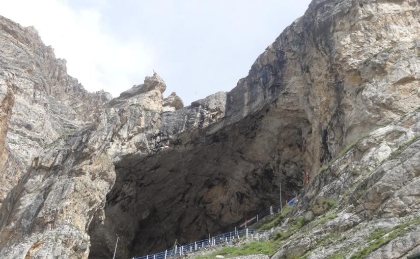 Amarnath Holy Cave – Spell Bounding Scenery / Trekking /Pilgrimage