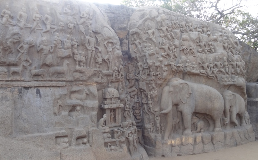 Mahabalipuram – A Place for Sculpture Lovers!!!!!