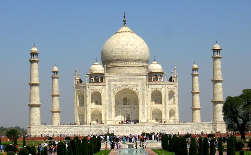 Agra – Tajmahal – A Closer Look –P4