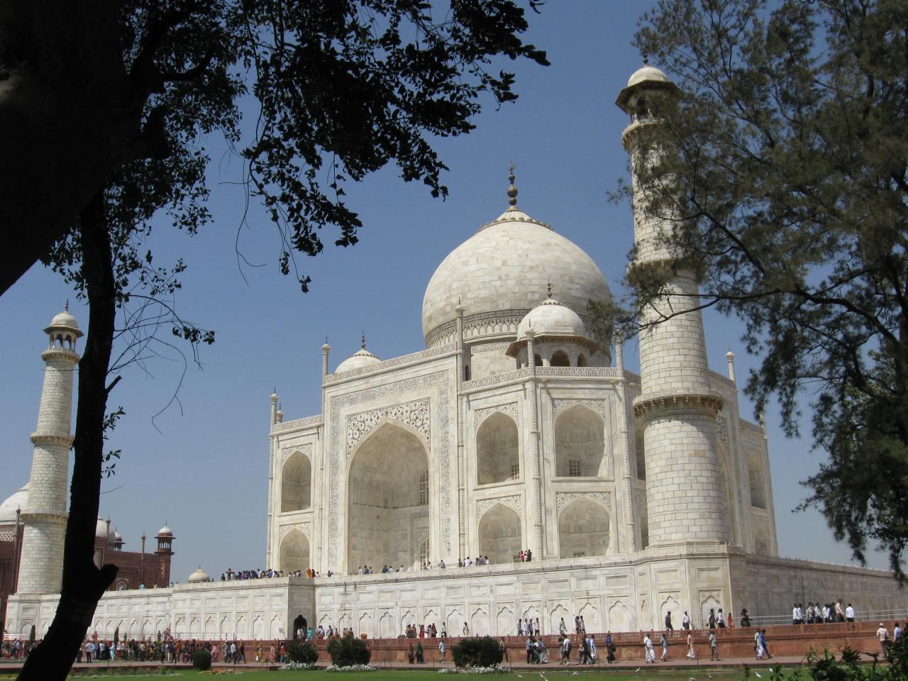Agra – Tajmahal –P3