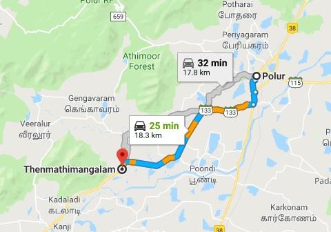 Thenmathimangalam