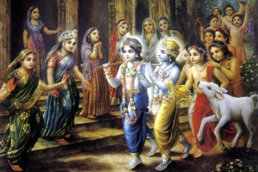 Image result for Lord Krishna life history in Pictures