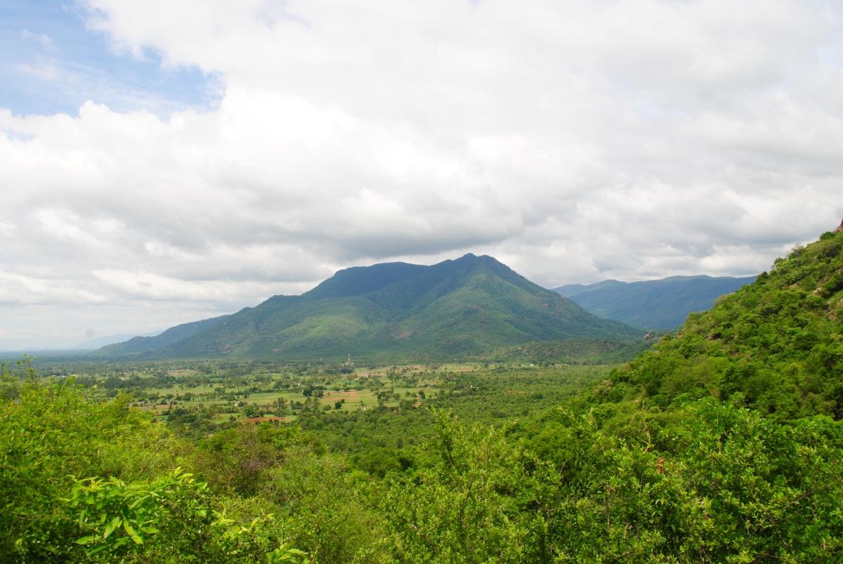 Parvathamalai (Parvathahill ) – Trekking/Pilgrimage – P2