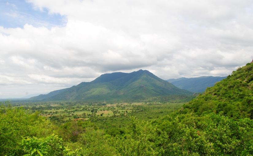 Parvathamalai (Parvathahill ) – Trekking/Pilgrimage –P2