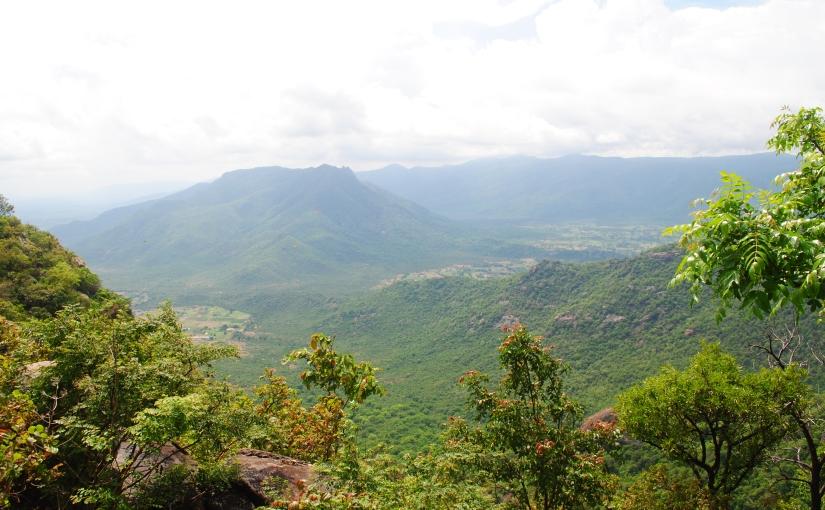 Parvathamalai (Parvathahill ) – Trekking/Pilgrimage –P1