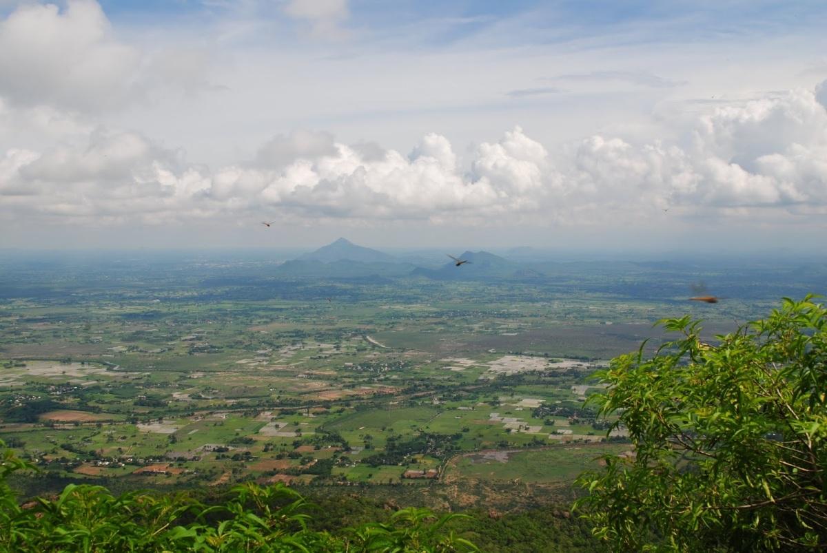 Parvathamalai (Parvathahill ) – Trekking/Pilgrimage – P3