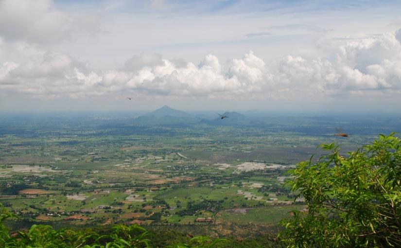 Parvathamalai (Parvathahill ) – Trekking/Pilgrimage –P3