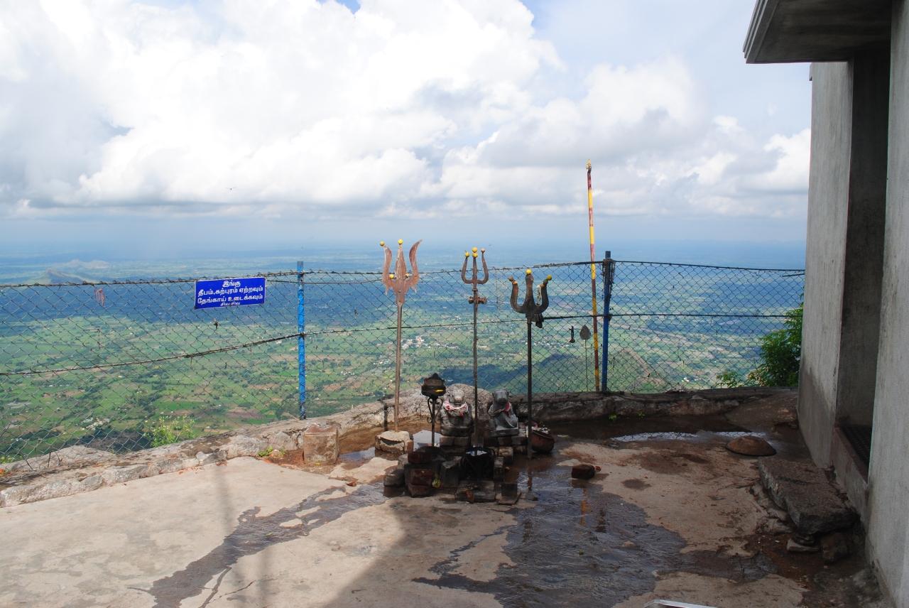 Parvathamalai (Parvathahill ) – Trekking/Pilgrimage –P5