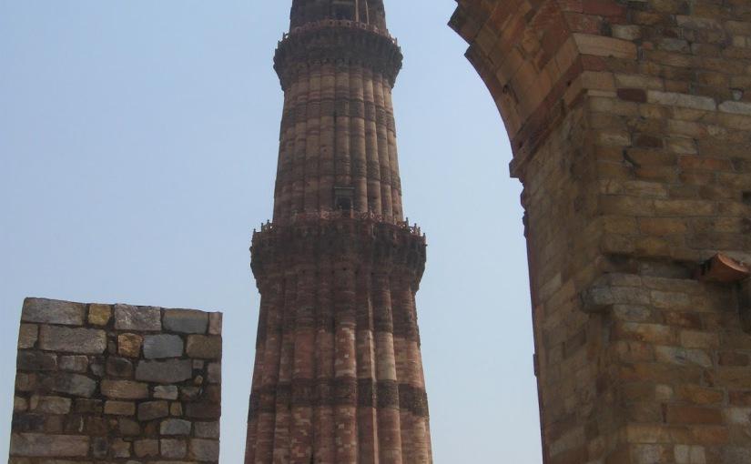 Delhi – Qutb-Minar –P4
