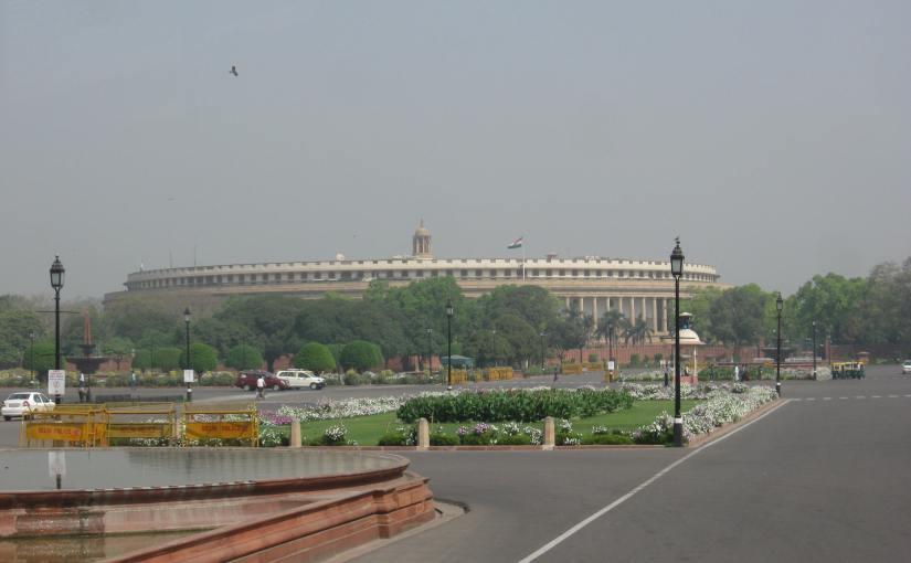 Delhi – Parliament House & Rashtrapathi Bhavan –P5