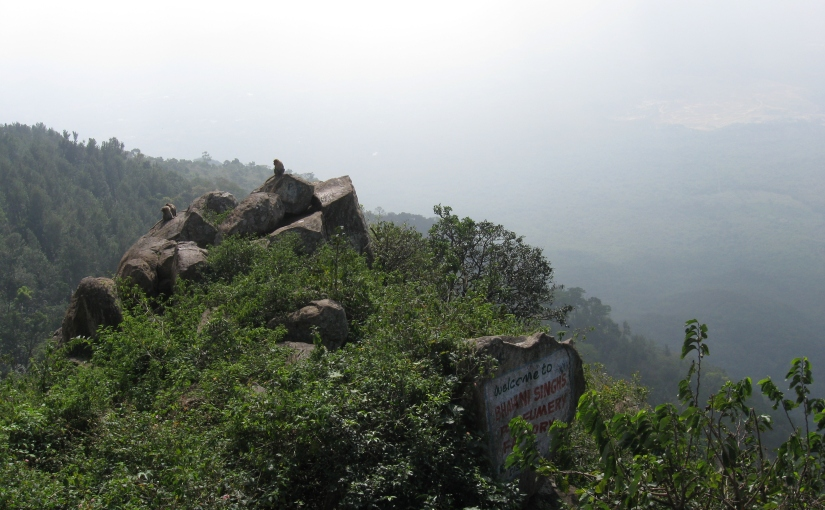 Yercaud – Best Picnic Spot for a Weekend –   Lady's Seat – Gent's Seat – Children Seat – P4