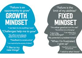 The Differences Between A Growth Mindset And A Fixed Mindset